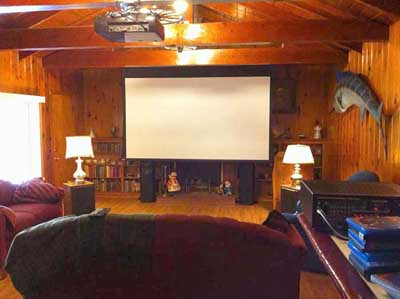 Creative League Screening Room