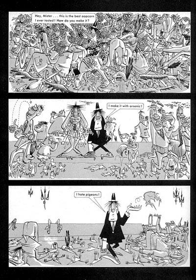 Don Martin Comic