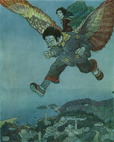 Classic Illustration by Edmund Dulac