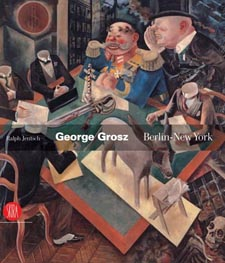 George Grosz Book