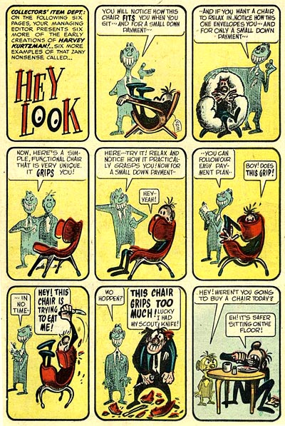 Kurtzman Hey Look Comics