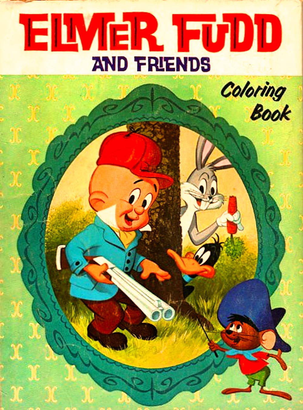 Inbetweens Coloring Book Covers Animationresources Org