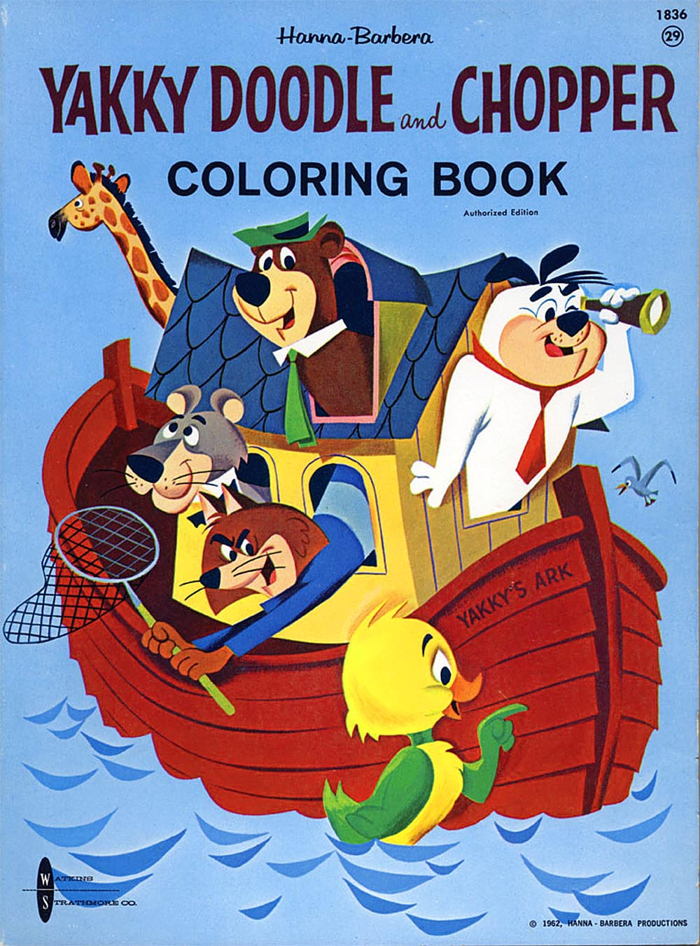 cartoon coloring book - Cartoon Coloring Book