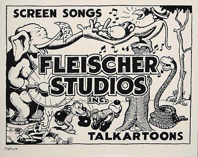 Fleicher Studios Scrapbook