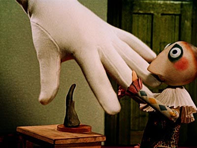 Jiri Trnka Puppet Animation
