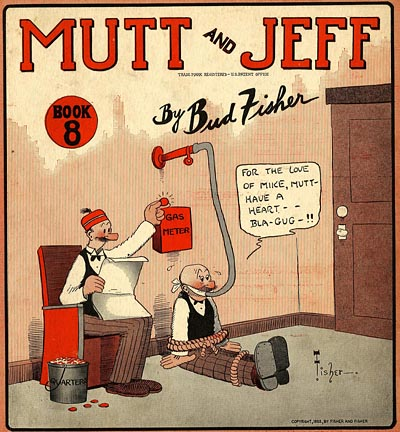 Bud Fisher Mutt and Jeff