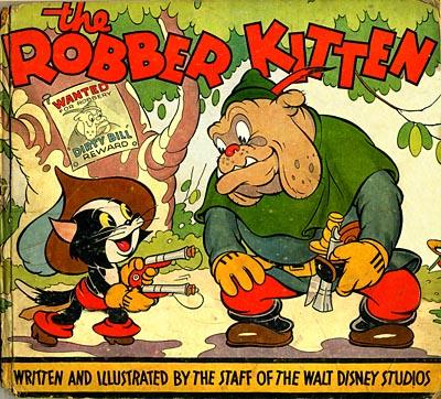 Robber Kitten