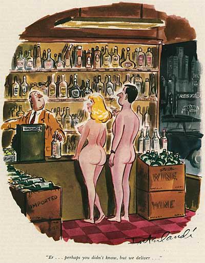 Phil Interlandi Playboy Cartoonist