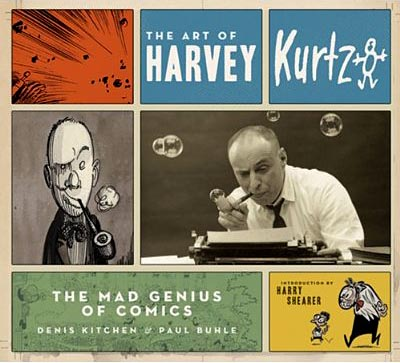 Harvey Kurtzman Book