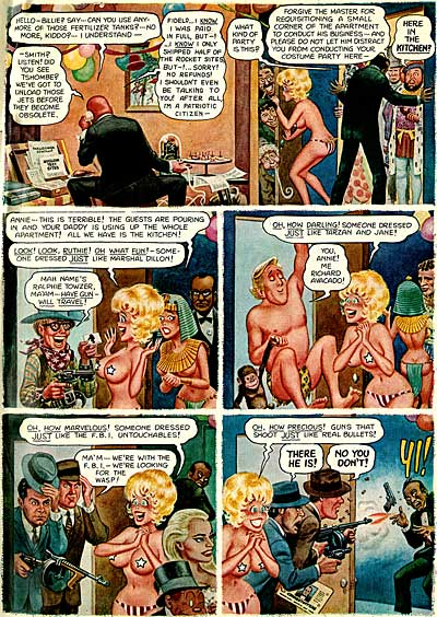 Kurtzman and Elder Little Annie Fanny