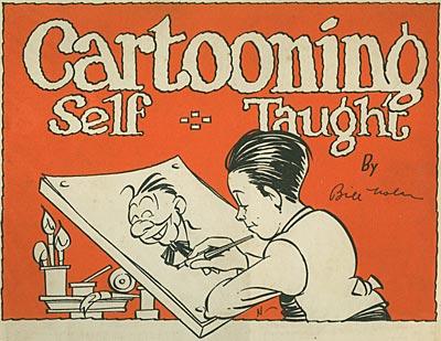 Bill Nolan Cartooning Self Taught