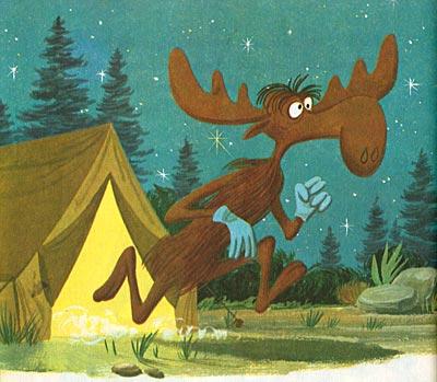 Bullwinkle J Moose