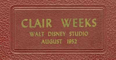 Clair Weeks
