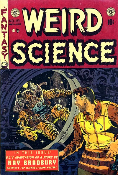 Wally Wood Weird Science Fantasy