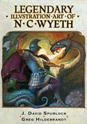 N C Wyeth Book
