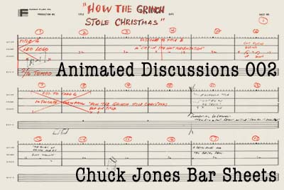 Chuck Jones Bar Sheets