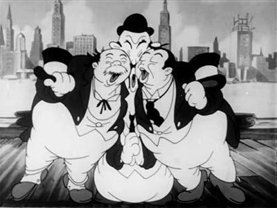 Columbia Cartoons