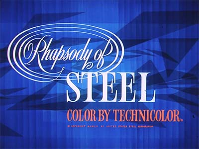 Rhapsody of Steel