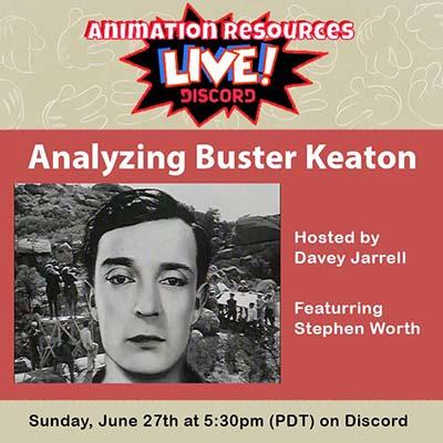 Analyzing Buster Keaton
