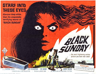 Black Sunday Mario Bava