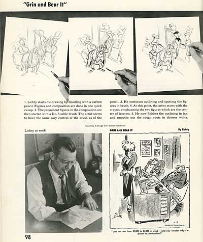 Byrnes Complete Guide To Cartooning