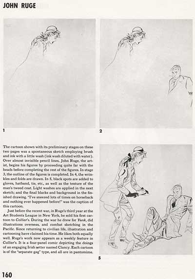 Magazine Illustration by John Ruge