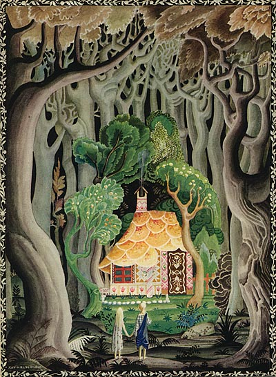 animationresources.org Nielsen Hansel and Gretel