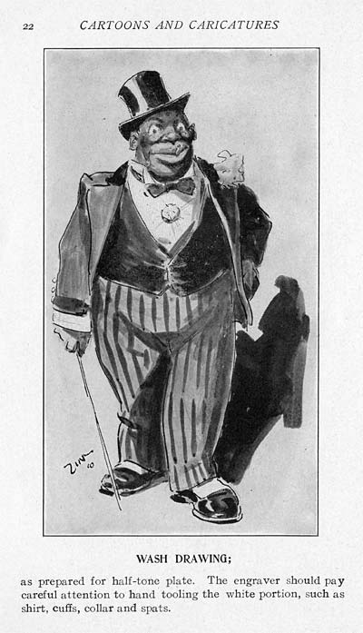Zims Cartoons and Caricatures