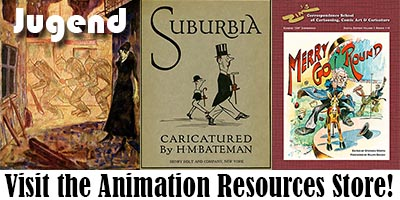 Animation Resources Online Store