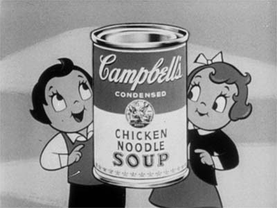 Campbells Soup Reel