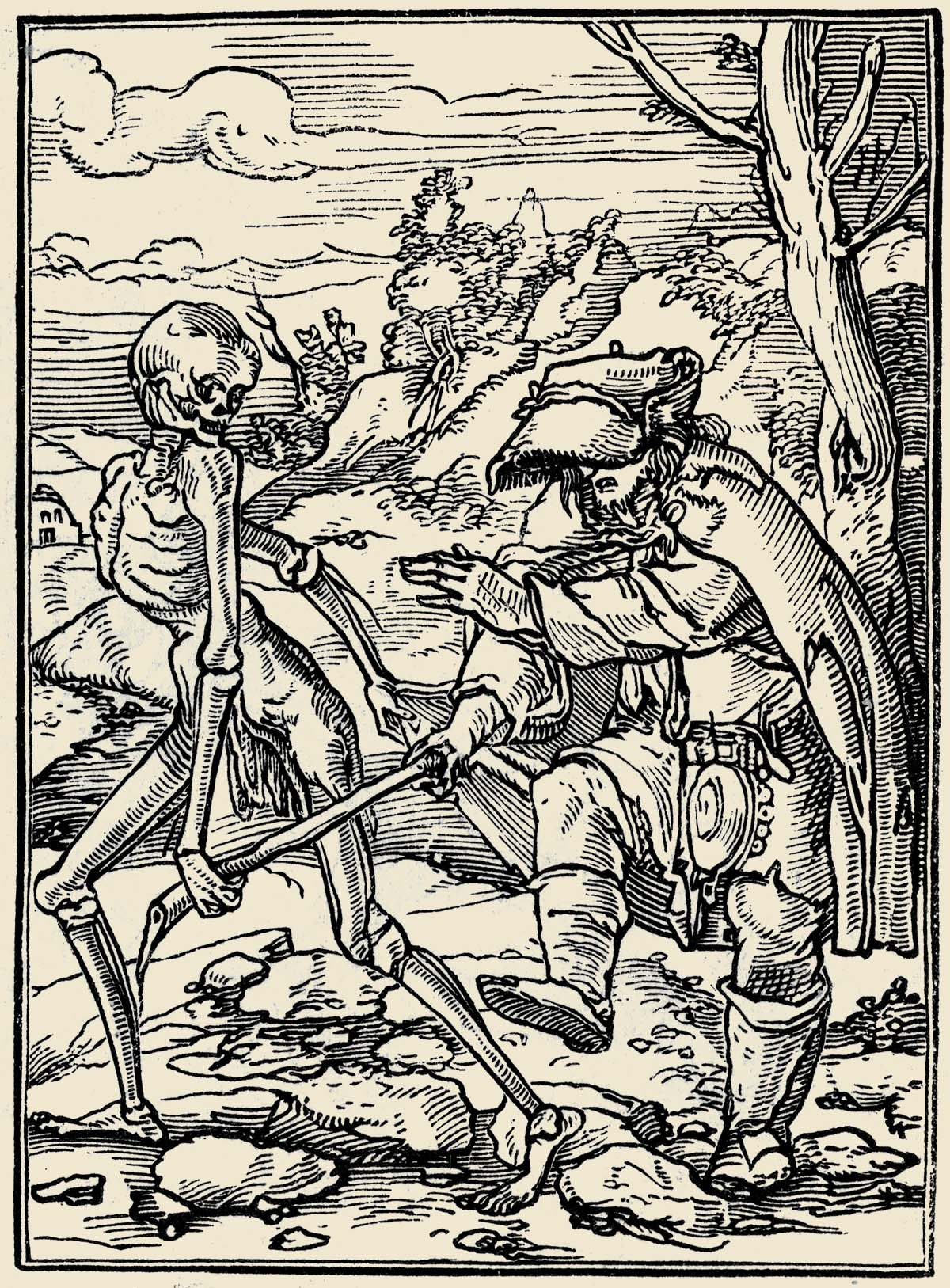 Hans Holbein Dance of Death