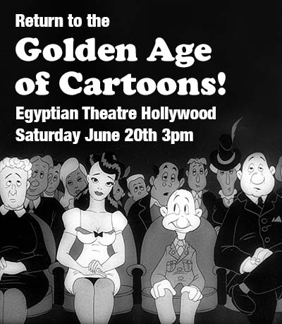 Golden Age Cartoons Screening