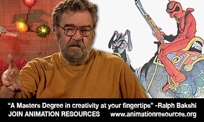 JOIN ANIMATION RESOURCES