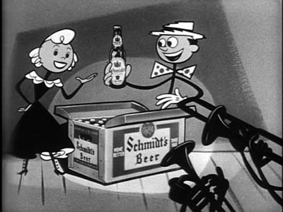 Schmidt's Beer Commercials