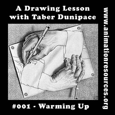 Warming Up Exercises for Beginning Artists