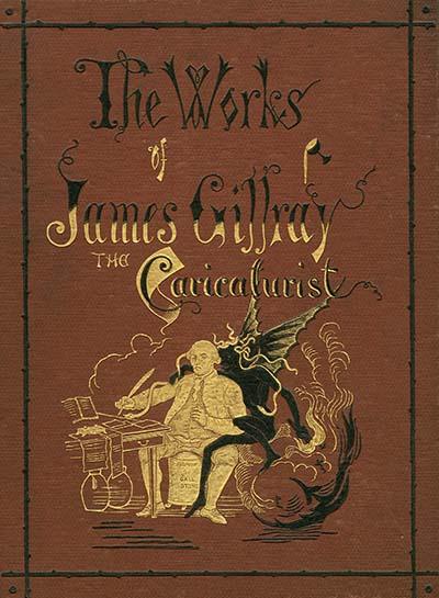 James Gillray Life and Works