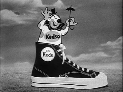 50s Keds Shoes Commercial